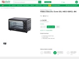 midea electric oven online from malaysia electronic store