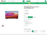 Find out best Samsung smart led tv malaysia online