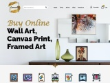 Online Selling of Framed Print Wall Art in India