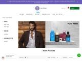 Buy Premium Perfumes & Fragrances for Men Online in India | Lyla Blanc