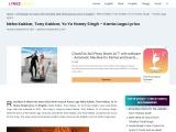 Neha Kakkar, Tony Kakkar, Yo Yo Honey Singh – Kanta Laga Lyrics
