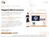 B2B eCommerce Website Development London