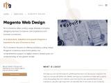 Magento Website Design Company London