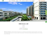 M3M Sector 128 Noida Homes That Match Your Desires