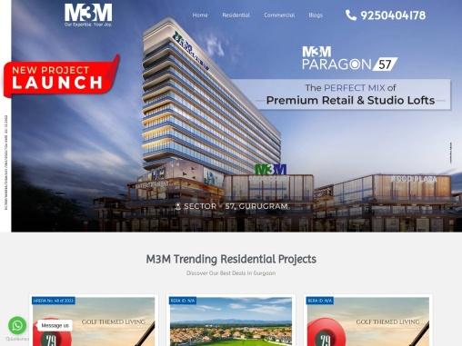 m3m gurgaon | m3m Properties in gurgaon