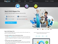 MacX DVD Coupon Code screenshot