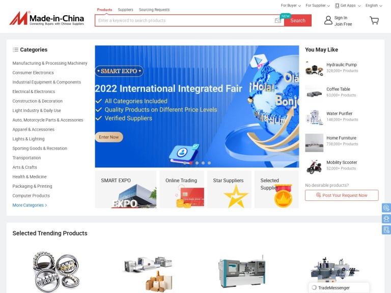 Made-in-china.com Coupon Codes & Promo codes