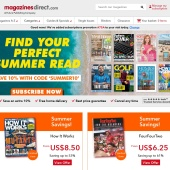 Magazines Direct Student Discount