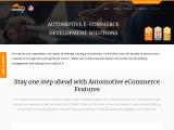 Automotive eCommerce Solutions, Magento Automotive Solution