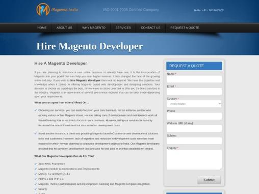 Best Magento Development Company in Netherlands