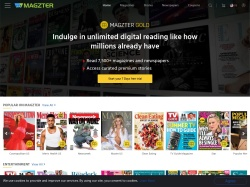 Magzter - Digital Magazine Newsstand screenshot