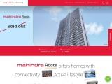Mahindra Roots | 2 BHK Flats in Kandivali East, Mumbai by Mahindra Lifespaces