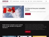 Canada visa and immigration consultant| make home Canada