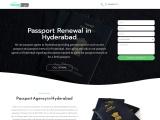 Passport Renewal in Hyderabad | Get your new Passport in 1 week
