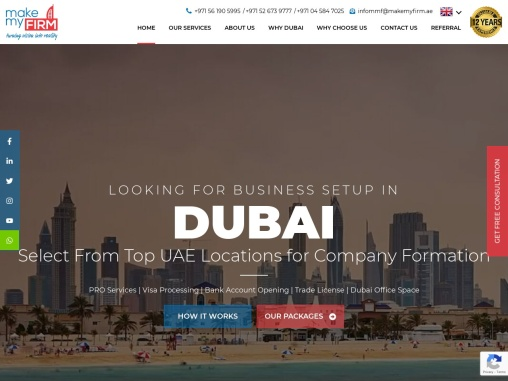 Business and Company Formation in UAE