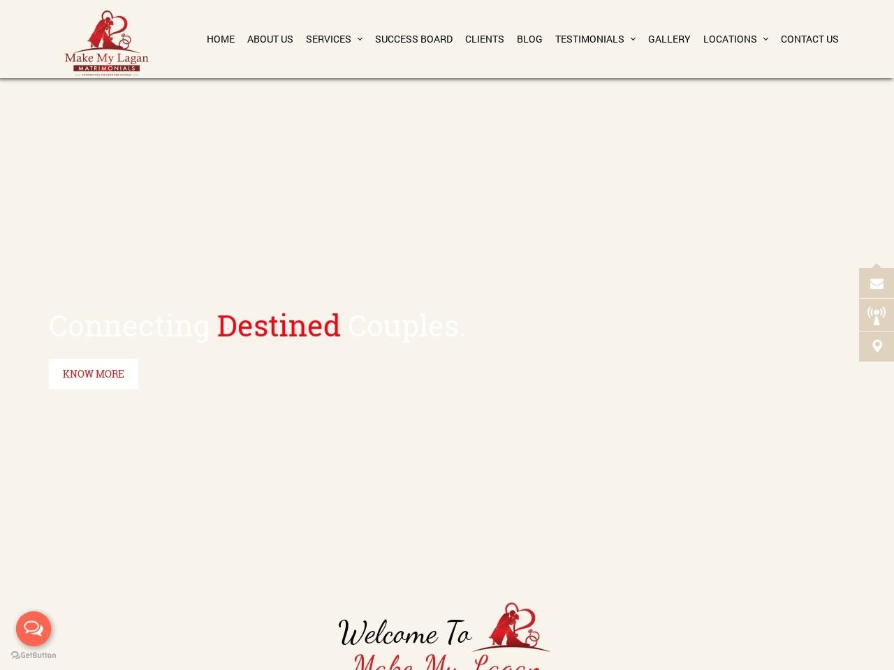 Personalized Matrimonial- MakeMyLagan's Forte