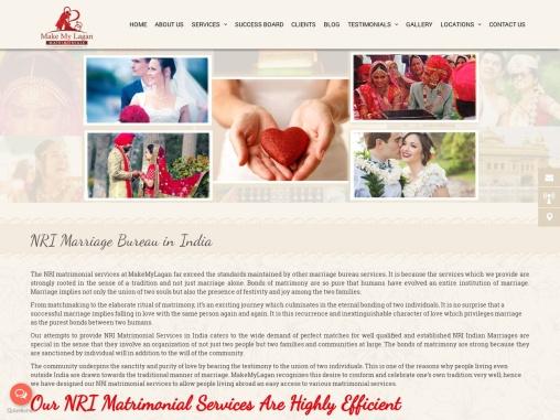 Best NRI Matrimonial Service in Delhi