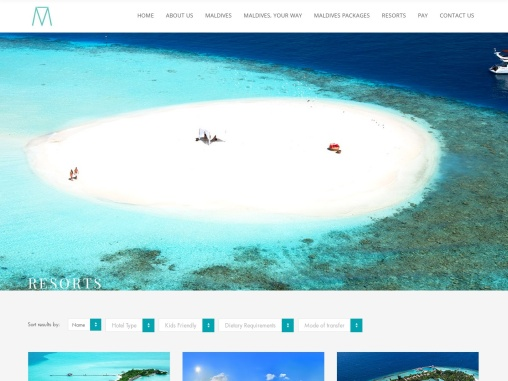 Best Resorts in Maldives by Maldives Specialist