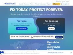 Malwarebytes Coupon Code screenshot