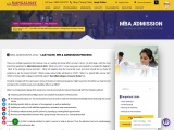 MBA Admission in Greater Noida