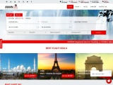 Book Online Flight Tickets, Flights to Canada