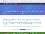 Context Aware Computing Market Size