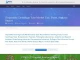 Disposable Centrifuge Tube Market Size