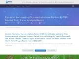 Emulsion Polymerized Styrene-butadiene Rubber (E-SBR) market  share