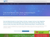 Folic Acid Market Share