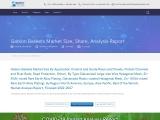 Gabion Baskets market share and size