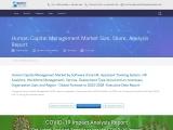 Human Capital Management Market Share