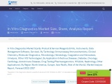 In Vitro Diagnostics Market Size