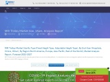 MRI Trolley Market Size | MRI Trolley Market Share