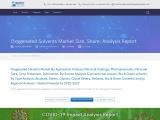 Oxygenated Solvents Market