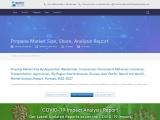 Propane Market Share