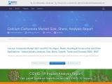 Calcium Carbonate Market Share