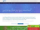 Liquid Nitrogen Market Share