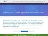 Self-intermittent Catheter Market Size