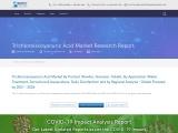 Trichloroisocyanuric Acid Market