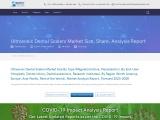 Ultrasonic Dental Scalers Market Size