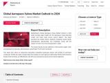 Global Aerospace Valves Market