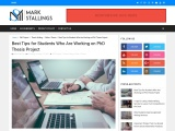 Best Tips for Students Who Are Working on PhD Thesis Project