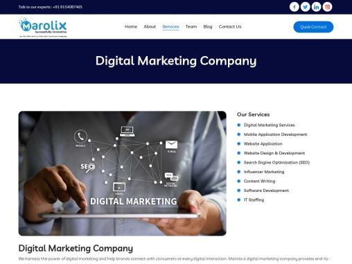 Best digital marketing company in Hyderabad