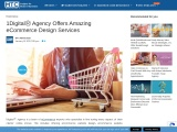 1DigitalⓇ Agency Offers Amazing eCommerce Design Services