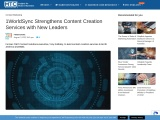 1WorldSync Strengthens Content Creation Services with New Leaders