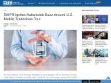 5WPR Ignites Nationwide Buzz Around U.S. Mobile Tradeshow Tour