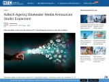 Adtech Agency Bluewater Media Announces Studio Expansion