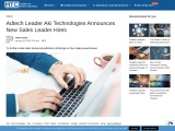 Adtech Leader Aki Technologies Announces New Sales Leader Hires