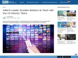 Adtech Leader Amobee Bolsters its Team with Duo of Industry Titans