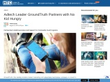 Adtech Leader GroundTruth Partners with No Kid Hungry